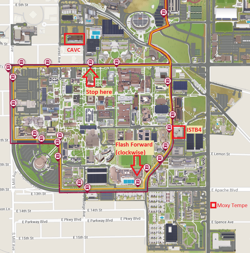 maps tempe az with Gec24agenda on  likewise Event Parking And Access To Uat Labeled Google Map besides Chandler Area Map as well umary additionally Greater Phoenix Zip Code Map.