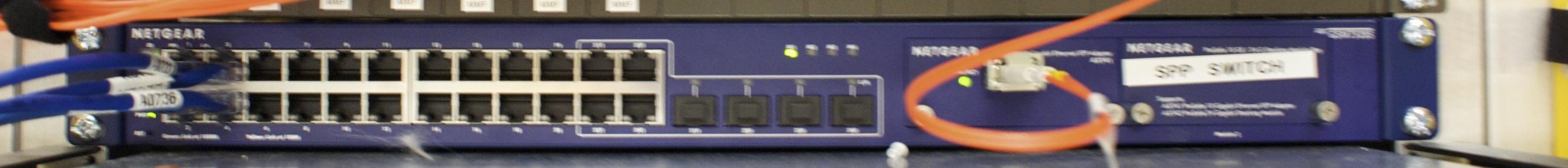 SPP Netgear switch (thanks to Chris Tracy)