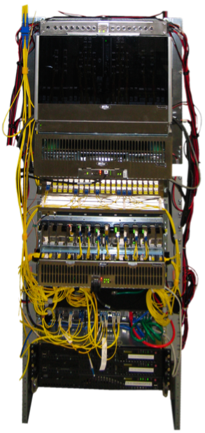 Typical DRAGON core node (photo)